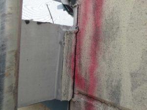 工場の雨漏れリスク箇所