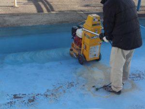 工場貯水槽漏洩対策