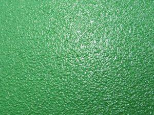 工場床の骨材散布型滑り止め塗装例