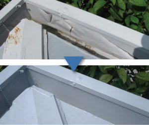 屋根塗装付帯箇所
