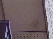 軒天井のシミ