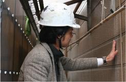 住宅塗装診断