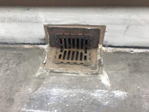 雨漏れの原因箇所