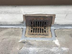 雨漏れの原因箇所を補修